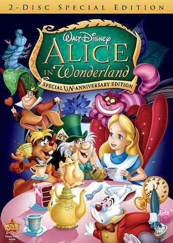 ALICE IN WONDERLAND:UN ANNIVERSARY SE BY ANGEL,HEATHER (DVD)