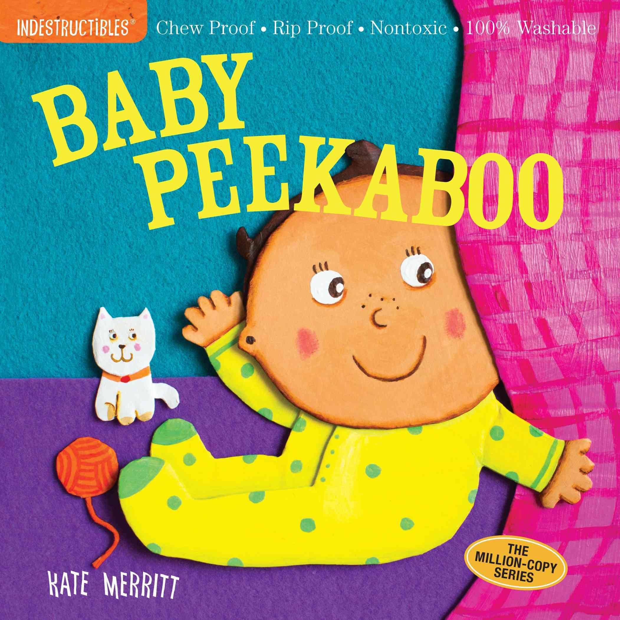 Baby Peekaboo By Merritt, Kate (COR)/ Pixton, Amy
